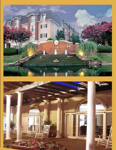 Monarch Condominiums Exterior Views